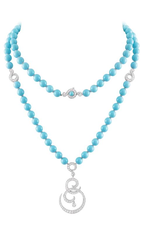 컬러 드 파라디 볼루테 네크리스(Couleurs de Paradis Volutes necklace)_1-1-----