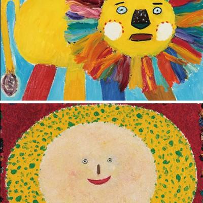소녀,-117x91cm,-oil-on-canvas,-2009