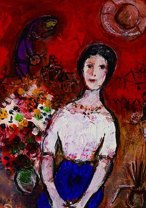 7]바바의 초상화 Portrait of Vava
